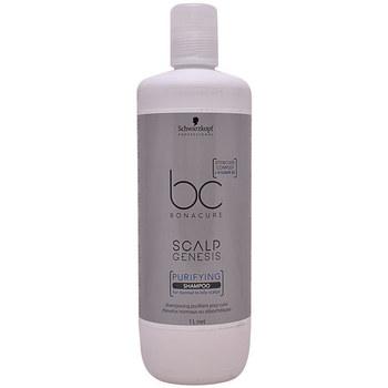 Beauté Shampooings Schwarzkopf Bc Scalp Genesis Purifying Shampoo  1000 ml