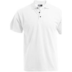 Vêtements Homme Polos manches courtes Promodoro Polo Premium Hommes blanc