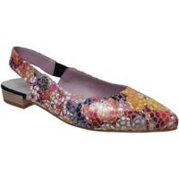 Chaussures Femme Sandales et Nu-pieds Folies Kapa Multicouleur cuir