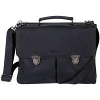 Sacs Homme Sacs ordinateur Dstrct Wall Street Business Bag Classic 11-15 pouces Noir