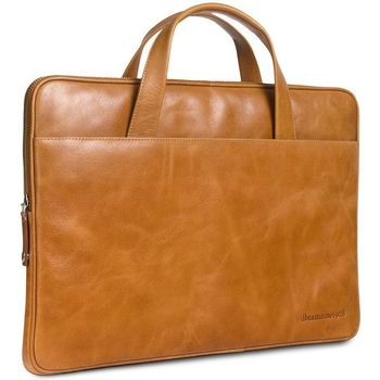 Sacs Sacs ordinateur Dbramante1928 Silkeborg Leather Sleeve Tan 15 pouces Marron