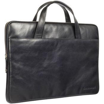 Sacs Sacs ordinateur Dbramante1928 Silkeborg Leather Sleeve 13 pouces Noir