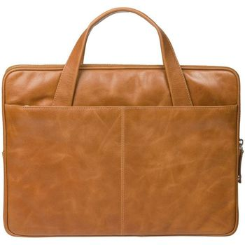 Sacs Sacs ordinateur Dbramante1928 Silkeborg Leather Sleeve Tan 13 pouces Marron