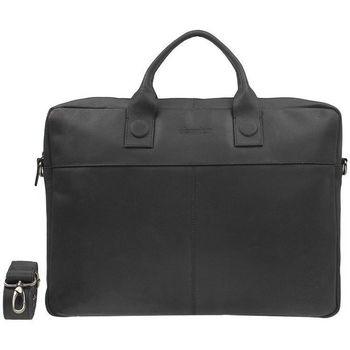 Sacs Sacs ordinateur Dstrct Fletcher Street Business Bag 17,3 pouces Noir