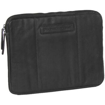 Sacs Sacs ordinateur Chesterfield Richard Leather Sleeve 13.3 pouces Noir