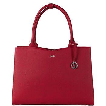 Sacs Femme Sacs porté épaule Socha Straight Line 15.6 pouces Rouge