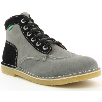 Chaussures Homme Boots Kickers Orilegend GRIS