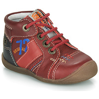 Chaussures Garçon Boots Catimini CYRUS Rouge