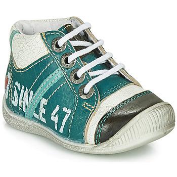 Chaussures Garçon Boots GBB ISIS Bleu