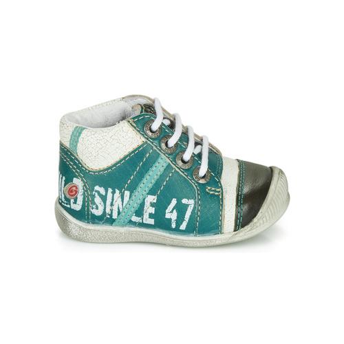 Gbb Isis Bleu - Livraison Gratuite- Chaussures Boot Enfant 5760 mJ8qV