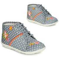 Chaussures Fille Chaussons GBB GANLANTINE Gris