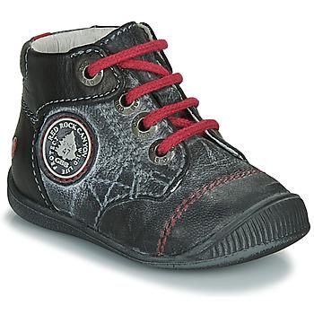 Chaussures Garçon Boots GBB LINDFORD Noir