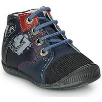 Chaussures Garçon Boots GBB LARI bleu