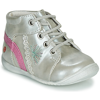 Chaussures Fille Boots GBB MELANIE Multicolore