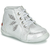 Chaussures Fille Boots GBB MANON Blanc