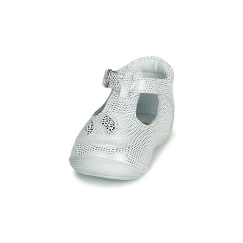 Et Sandales pieds BlancArgenté Fille Chaussures Gbb Nu Marie QrCBstdxho