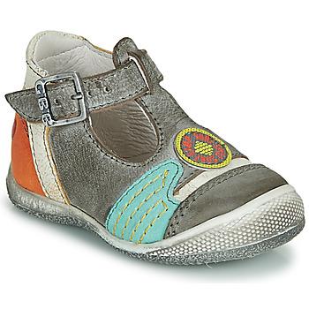 Chaussures Garçon Sandales et Nu-pieds GBB MARIO Gris / Bleu
