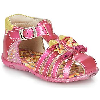 Chaussures Fille Je suis DÉJÀ CLIENT, je midentifie Catimini CYGNE Rose
