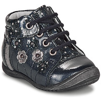 Chaussures Fille Boots GBB NAYANA Bleu