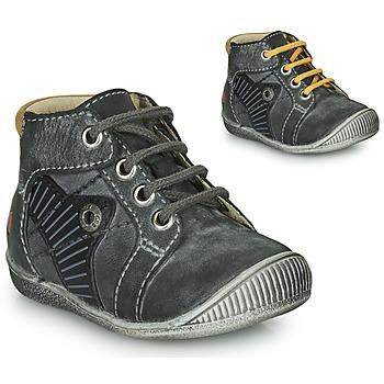 Chaussures Garçon Boots GBB NATALE Gris