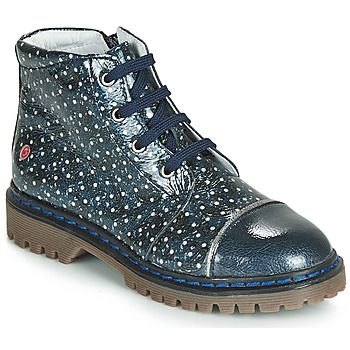 Chaussures Fille Boots GBB NEVA Marine