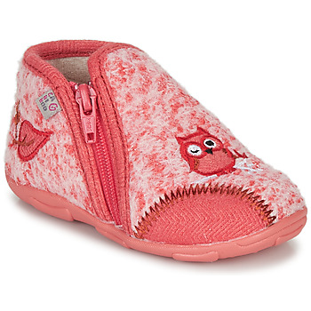 Chaussures Fille Chaussons GBB NERI Rose