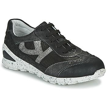 Chaussures Fille Baskets basses Ikks FIONA Noir