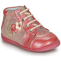 Chaussures Fille Boots GBB PETULA Corail