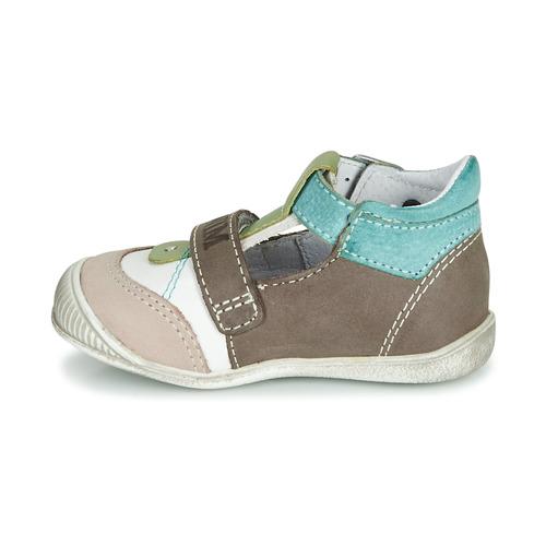 pieds Garçon Et Bleu Nu MarronVert Paul Chaussures Gbb Sandales Ku3TlcJF1