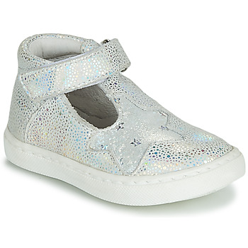 Chaussures Fille Ballerines / babies GBB PARTHENON Argenté