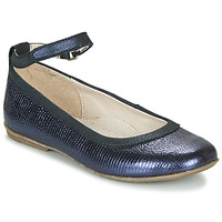 Chaussures Fille Ballerines / babies Achile DANIELA Bleu