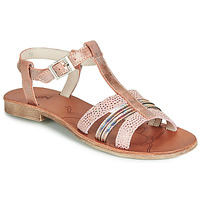 Chaussures Fille Sandales et Nu-pieds Achile KIMITSU Rose