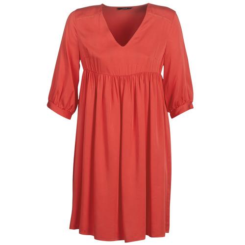 Vêtements Femme Robes courtes Only ONLVICTORIA Rouge