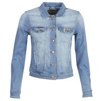 Vêtements Femme Vestes en jean Only ONLTIA Bleu clair