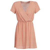 Vêtements Femme Robes courtes Only ONLTULIPE Orange