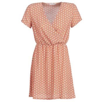 Vêtements Femme Robes courtes Only ONLTULIPE Orange