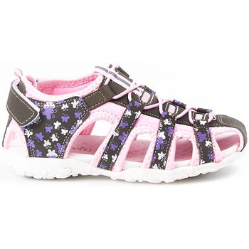 Chaussures Enfant Sandales sport Huran Sandalias  400121 Gris-Rosa Gris