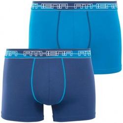 Sous-vêtements Homme Boxers Athena ULTRA SOFT bleu