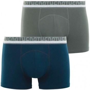 Sous-vêtements Homme Boxers Athena BIO bleu