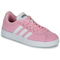 Chaussures Enfant Baskets basses adidas Originals VL COURT K ROSE ROSE