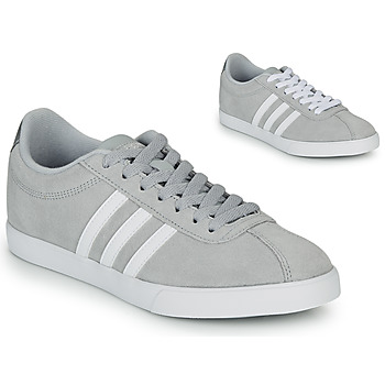 Chaussures Femme Baskets basses adidas Originals COURTSET GRIS GRIS