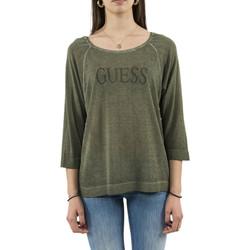 Vêtements Femme Pulls Guess w92r82 clohe vert