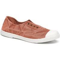 Chaussures Femme Baskets basses Natural World Tennis en toile aspect délavé CANGREJO 618 Orange