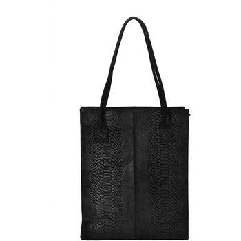 Sacs Femme Sacs porté épaule Dstrct Portland Road A4 Shopper Noir
