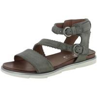 Chaussures Femme Sandales et Nu-pieds Mjus 740013 GRIS
