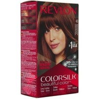 Beauté Femme Accessoires cheveux Revlon - Coloration Colorsilk n°43 Châtain doré moyen Autres