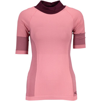 Vêtements Femme T-shirts manches courtes Kari Traa SOFIE TEE ROSA ROSY