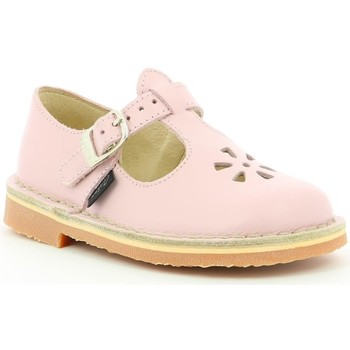 Chaussures Fille Ballerines / babies Aster Dingo ROSE