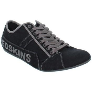 Chaussures Homme Baskets basses Redskins Baskets  Tempo ref_cle32244-noir-gun noir