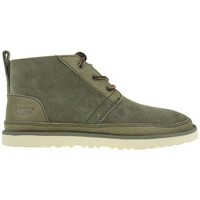 Chaussures Homme Baskets montantes UGG Neumel Unlined Leather vert